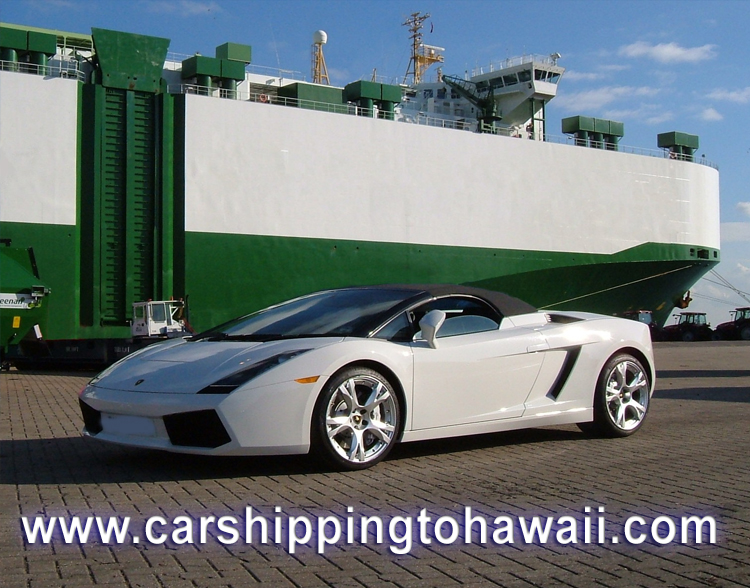 Car Shipping To Hawaii